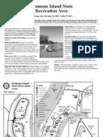 Brannan Island State Recreaion Area Campground Map