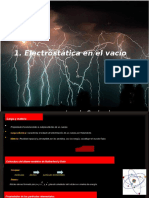 Cap.1 ElectrostáticaVacío1