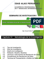 5. Metodologia de La Investigacion