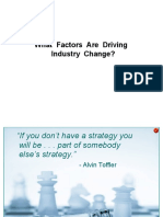 What Factors Are Driving