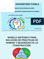 Modelo de Sistematización