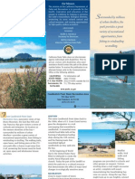 Candlestick Point State Recreaion Area Park Brochure