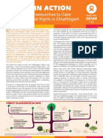 Strengthening Communities to Claim Community Forest Rights in Chhattisgarh