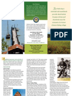 China Camp State Park Brochure