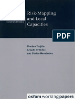 Risk-Mapping and Local Capacities