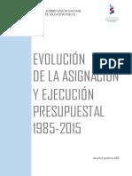 anuario estadstico 2015