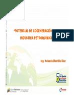Potencial de Cogeneración en la Industria Petroquimica