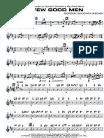 064 - A few good men - Trompet 4.pdf
