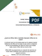 Office 365_Herramientas Teleinformaticas