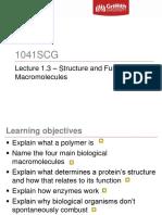 Lect 1_3 Macromolecules 170302