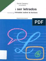 300 Miradas y Propuestas Sobre La Lecturapdf n4Q87 Libro