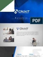 ClickIT Smart Technologies - Portafolio Enterprise ES
