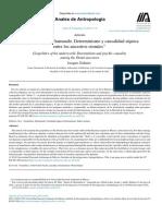 (jacques galinier) Artículo Geopolítica del inframundo. Determinismo y causalidad síquicaentre los ancestros otomíes