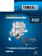 TOMCO CARBURACION 2013