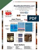 Literature JazzPiano