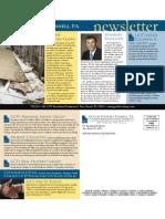 GCF Newsletter July 09