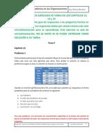 Tarea F Estadística en las Organizaciones