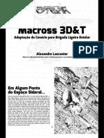 3D&T Alpha - Brigada Ligeira Estelar - Macross.pdf