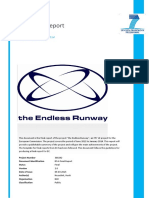 Endless Runway Final Report