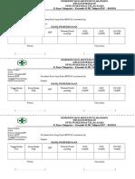 Format Lembar Pemeriksaan Pasien Individu