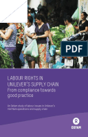 Labour Rights in Unilever's Supply Chain: From compliance to good practice. An Oxfam study of labour issues in Unilever's Viet Nam operations and supply chain