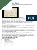 Gênero Textual Diário.docx