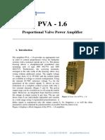 Proportional Valve Power Amplifier PVA-1.6_08.12.2013_e