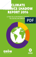 Climate Finance Shadow Report 2016: Lifting the lid on progress towards the $100 billion commitment