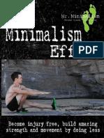 Brett Turley - the Minimalism Effect