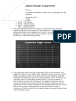 population growth assignment