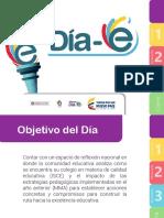 Presentación Dia E 2016