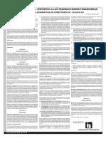 20040616- Rnd 10-0016-04 - Reglto Del Impuesto a Las Transacciones Financieras - Itf