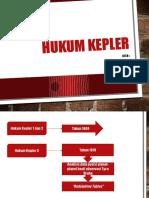 Hukum Kepler (1)