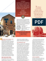 Folsom Powerhouse State Historic Park Brochure