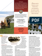 Fort Humboldt State Historic Park Brochure