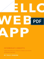 Hello Web App Internediate Concepts