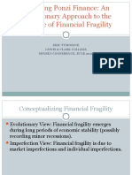 Detecting Ponzi Finance