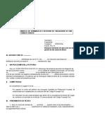 92605191 Modelo de Demanda de Ejecucion de Obllga Cion de Dar Suma de Dinero