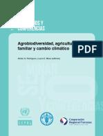 Agrobiodiversidad, Agricultura Familiar y Cambio Climatico - CEPAL