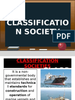 Classification Societies