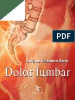 Dolor Lumbar. Enrique Chicharro Serra