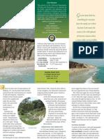 Gaviota State Park Brochure