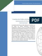 Constitución Política Del Estado y Los Instrumentos de Derecho Internacional