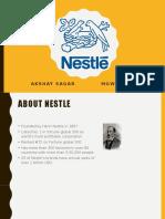 Nestle Supply Chain