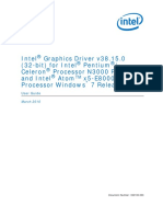 UsersGuide for Graphic Drivers