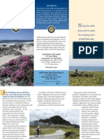 Half Moon Bay State Beach Park Brochure