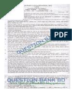 LLB Question Paper 2012