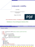 HydroDynamicStability_LectureSlides