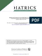 Diagnosis and Treatment of Acute Otitis Media