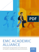 EMC Academic Alliance